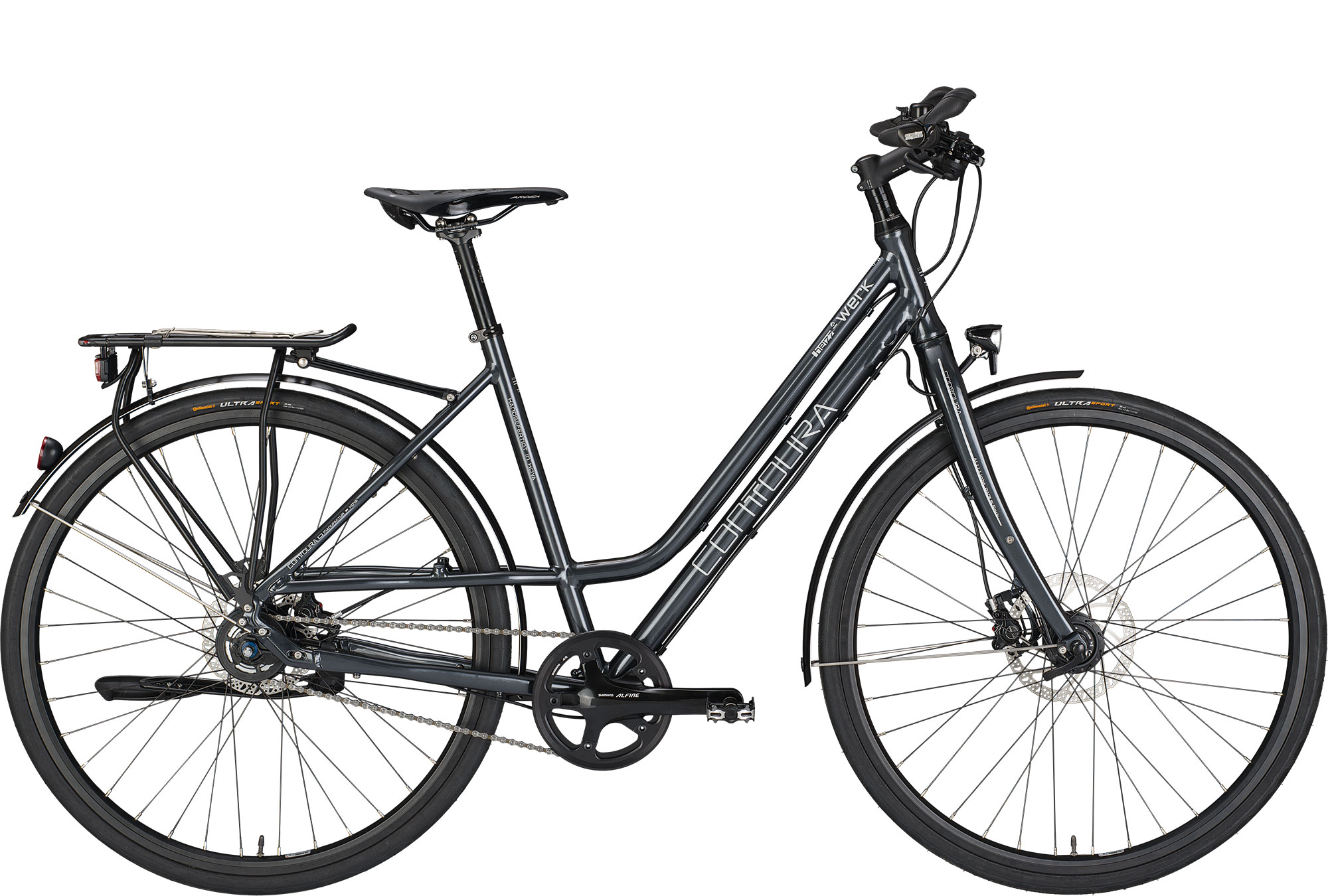 Heizzwerk - Contoura | Fahrräder aus der Hartje Manufaktur