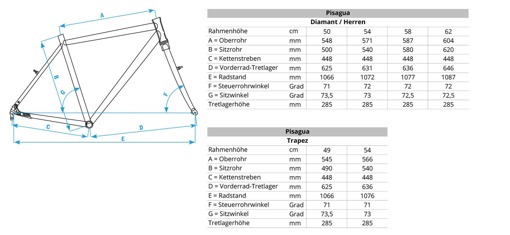 Geometriedaten Pisagua