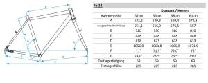 Geometriedaten Fe-14