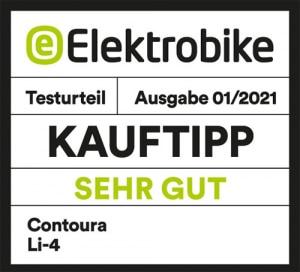 Elektrobike: Kauftipp 01/21